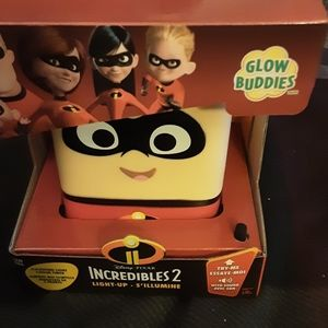 BNIP INCREDIBLES 2 JACK-JACK GLOW BUDDY *REDUCED*